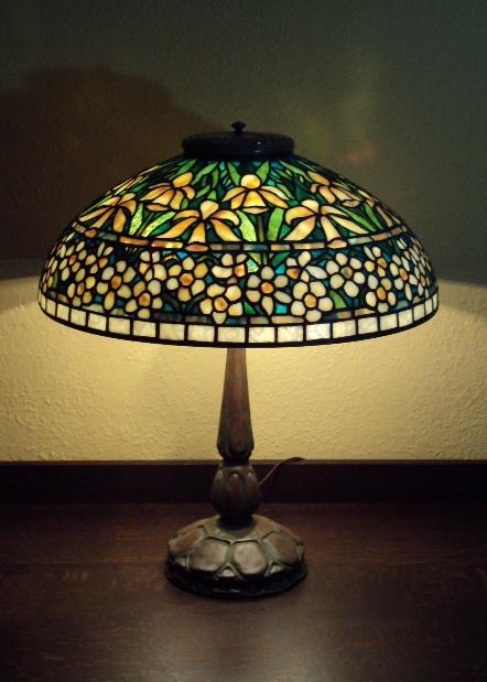 Daffodil Jonquil Lamp