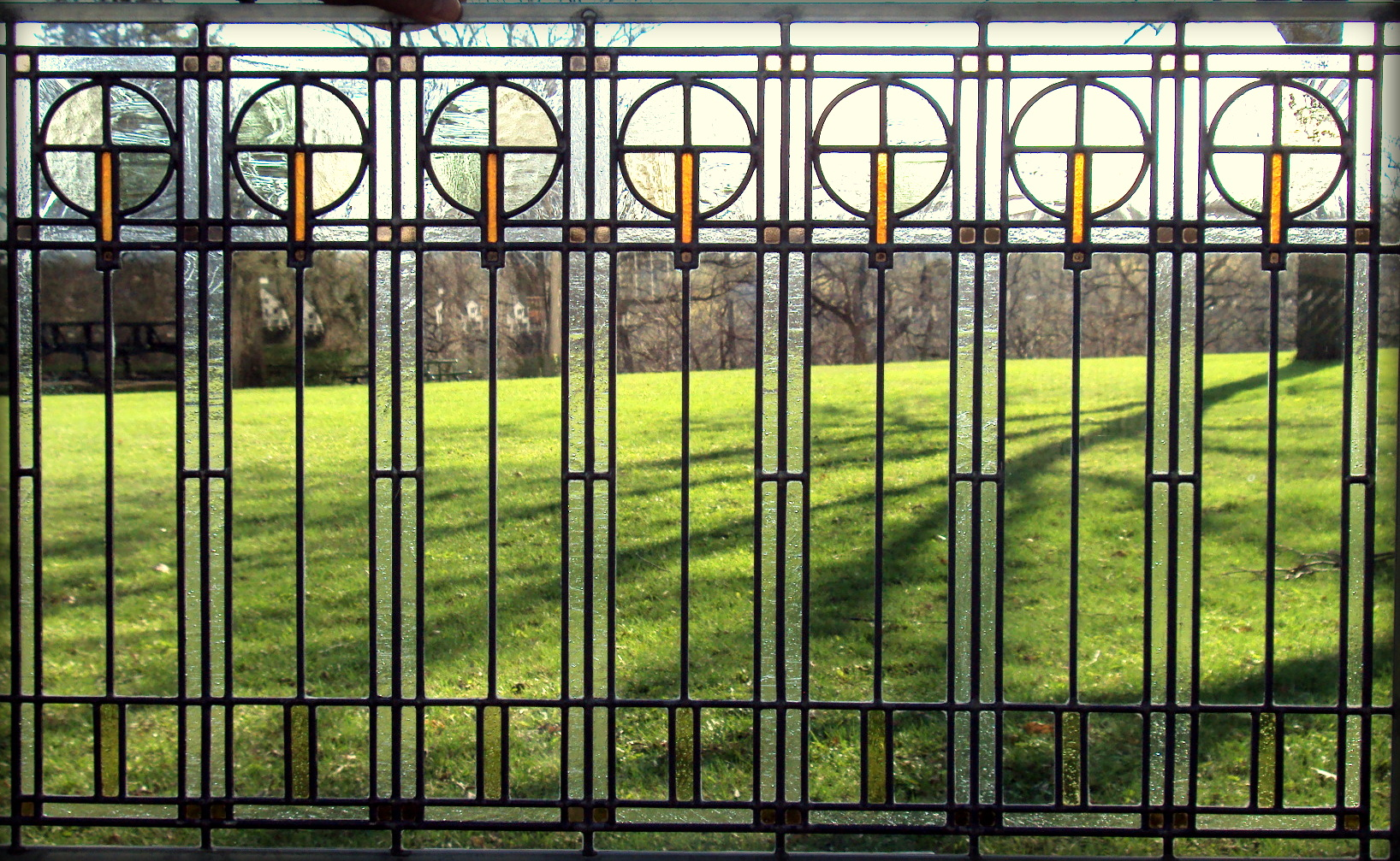 Leaded Glass Windows : Stained glass